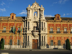 seville main attractions