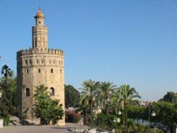 Torre del Oro Музеи Севильи - все музеи Севильи, время работы, стоимость билетов. Лучший путеводитель по Севилье, достопримечательности Севильи, что посмотреть, маршруты
