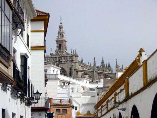 Seville spain learn spanish