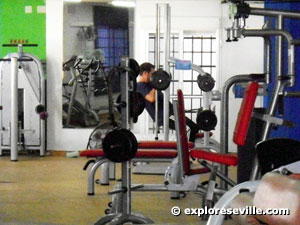 Exploreseville com: Seville Gyms and Sports